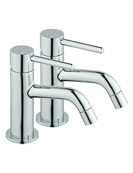 Minimax S Chrome Basin Taps