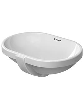 Bathroom Foster 430mm Undercounter Vanity Basin