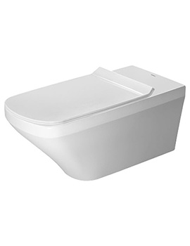 DuraStyle 370 x 700mm Wall Mounted Rimless Toilet