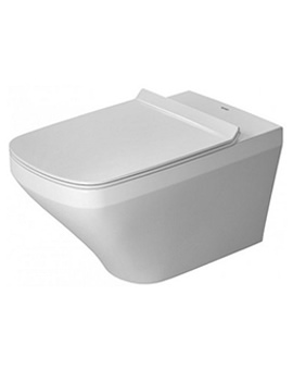 Duravit DuraStyle Wall Mounted Rimless Toilet - 2542090000