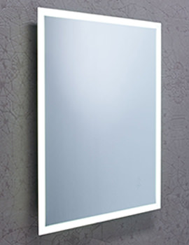 Forte 600 x 800mm Bluetooth Mirror