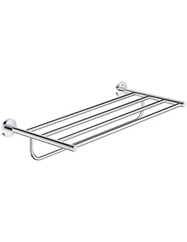 Essentials 550mm Multi Bath Towel Rack