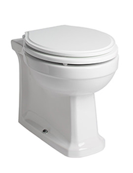 Roper Rhodes Harrow Back To Wall WC Pan