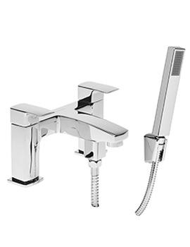 Sync Bath Shower Mixer Tap Chrome