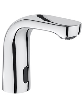L20 Electronic Basin Mixer Tap - Mains Operated