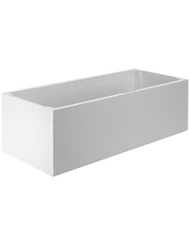 Duravit Styrene Support Box White - EX DISPLAY - Image