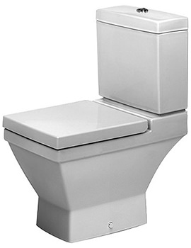 2nd Floor Close Coupled WC Pan Only - EX-DISPLAY