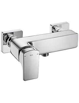 L90 Wall-Mounted Shower Mixer Valve
