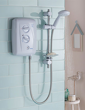 T80Z Fast Fit Eco Electric Shower 8.5kw
