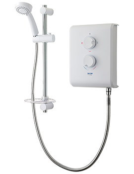 Triton T70Z White Electric Shower 8.5kw