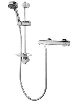 Dene Eco Bar Mixer Shower Set