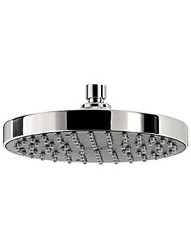 Isabel Chrome Fixed Shower Head