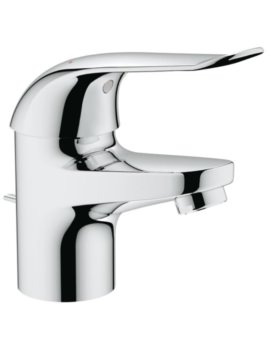 Euroeco Special Basin Mixer Tap With Pop-Up Waste
