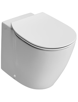 Concept Aquablade Back-To-Wall WC Pan 550mm