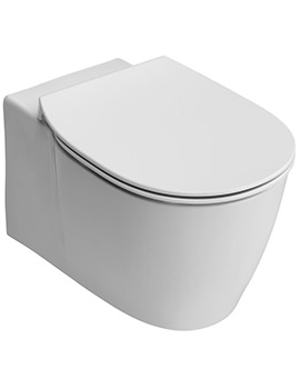 Concept Aquablade Wall Hung WC Pan 540mm