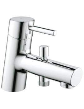 Concetto Half Inch Single Lever Bath Shower Mixer Tap