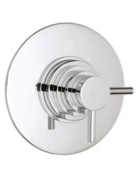 Tec Thermostatic Dual Concealed Shower Valve