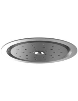 Methven Kiri Satinjet Flush Mounted Ceiling Shower Head