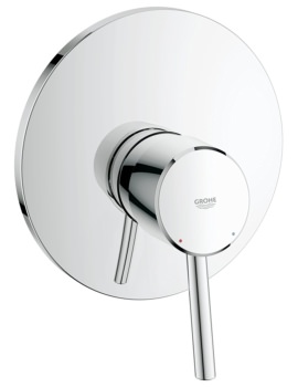 Concetto Single Lever Shower Mixer Valve