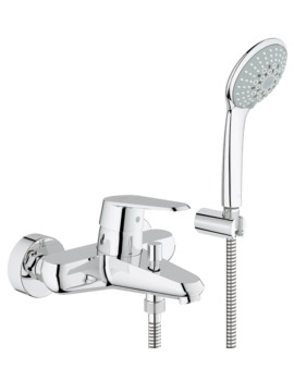 Eurodisc Cosmopolitan Single Lever Bath Shower Mixer Tap
