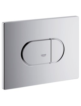 Arena Cosmopolitan WC Wall Plate Chrome - 38858000