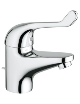 Euroeco Special Single Lever Basin Mixer Tap With Pop-Up Waste
