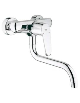 Grohe Eurodisc Cosmopolitan Single Lever Kitchen Sink Mixer Tap