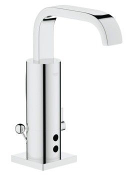 Allure E Infra Red Electronic Basin Mixer Tap Chrome