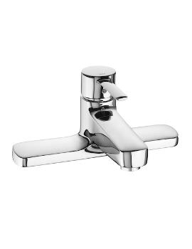 Targa Deck Mounted Bath Filler Tap