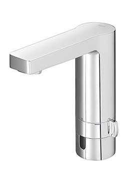 L90 Electronic Basin Mixer Tap - Mains Operated