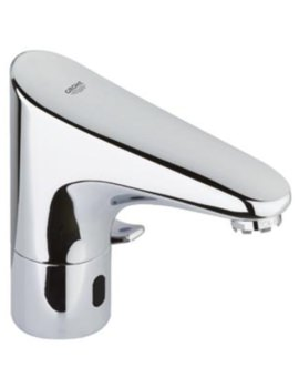 Europlus E Bluetooth Infra Red Electronic Basin Tap With Mixing Device