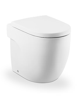 Meridian-N Comfort Height Back-To-Wall WC Pan