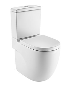 Meridian-N Comfort Height Close Coupled WC Pan And Cistern