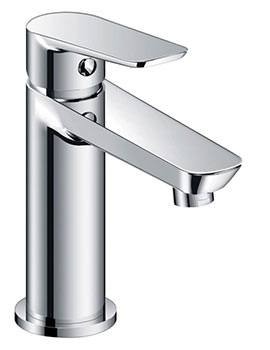 Phoenix Sonia 161mm High Single Lever Basin Mono Mixer Tap With Klik Waste