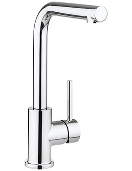 Cucina Design Side Lever Kitchen Sink Mixer Tap