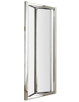 Premier Pacific 700 x 1850mm Bi-Fold Shower Door - 760 - 800 - 900 Sizes Available