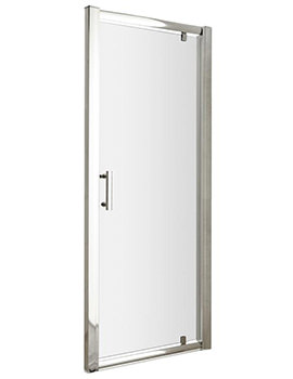 Lauren Pacific 760 x 1850mm Pivot Shower Door
