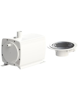 Sanifloor 2 Macerator Pump For Sheet Flooring - 1155