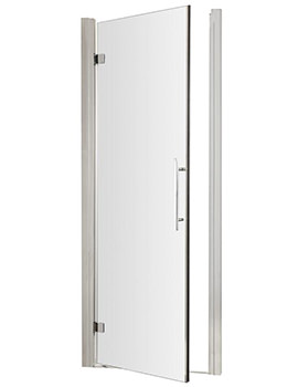 Apex 700 x 1900mm Hinged Shower Door