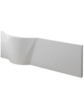 Arco 1700mm Shower Bath Side Panel