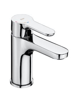 L20 Smooth Body Deck Mounted Basin Mixer Tap