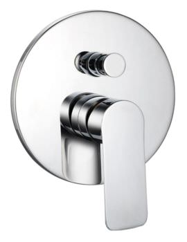 Bella Concealed Bath Shower Valve And Built In Diverter - BE023