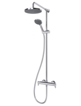 Triton Eden Bar Diverter Mixer Shower And Kit