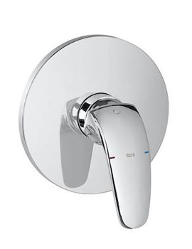 M2-N Half Inch Built-In Bath-Shower Mixer