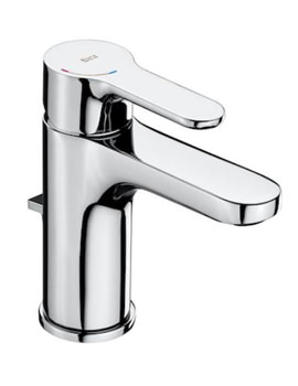 L20 Basin Mixer Tap With Pop-Up Waste