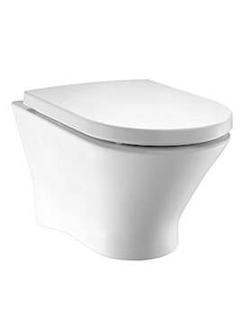 Nexo Rimless Wall Hung WC Pan