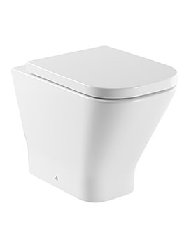 The Gap Comfort Height Back-To-Wall WC Pan