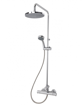 Triton Dene Bar Diverter Mixer Shower Set