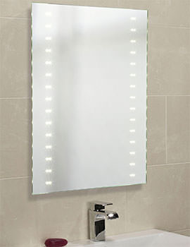Pulse Plus LED Mirror With Infra Red - MLE310