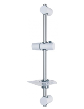 Lewis Shower Riser Rail